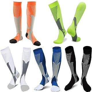 ZFiSt 2/5 Compression Sock 20-30mmhg Nurse Sock Edema Varicose