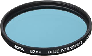 Hoya Blue Intensifier Filter for 62mm Camera