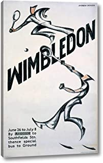 Wimbledon by Sybil Andrews - 18