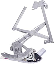 Front Left Driver Side Power Window Lift Regulator with Motor Assembly Replacement fit for Subaru forester 2003 2004 2005 2006 2007 X Wagon 4-Door 2006 2007 X L.L. Bean Edition/XT Limited Wagon 4-Door
