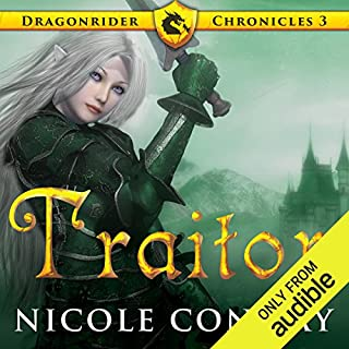 Traitor                   By:                                                                                                                                 Nicole Conway                               Narrated by:                                                                                                                                 Jesse Einstein                      Length: 8 hrs and 21 mins     414 ratings     Overall 4.7