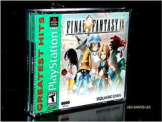 Final Fantasy IX FF 9 (PLAYSTATION 2 PS1 / PS2) ***NEW SEALED***