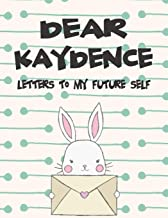 Dear Kaydence, letters to my future self: A Girl's Thoughts (Preserve the Memory)