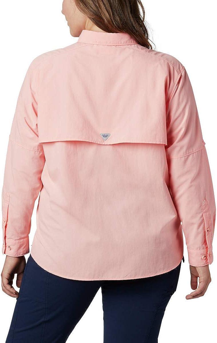 Columbia Womens PFG Bahama Long Sleeve Shirt
