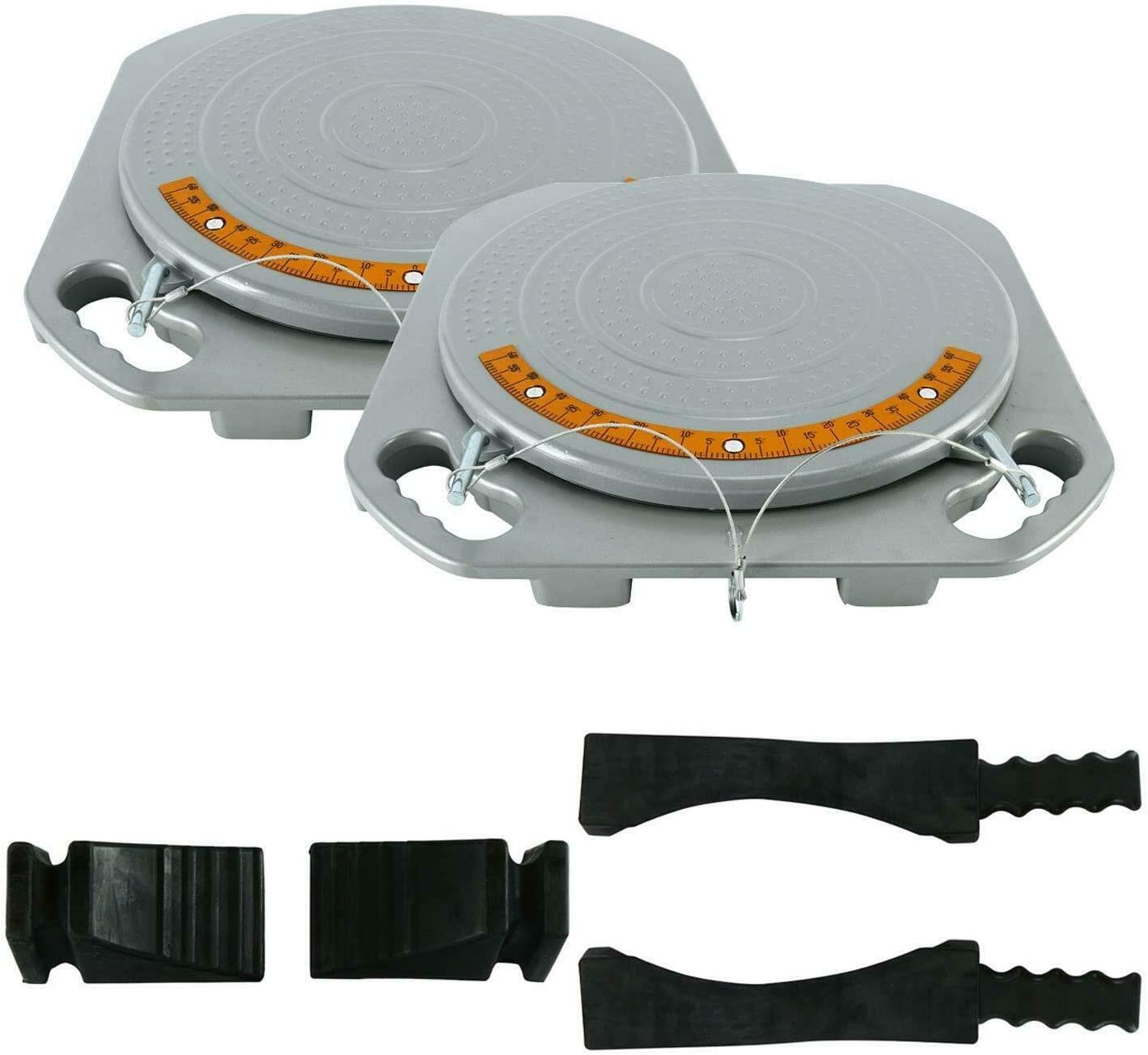 PMD Products Pair Max 45% OFF Wheel Alignment Turntable 000 Plates P Many popular brands 10 Turn
