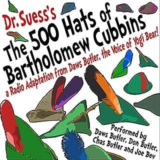 The 500 Hats of Bartholomew Cubbins audiobook cover art