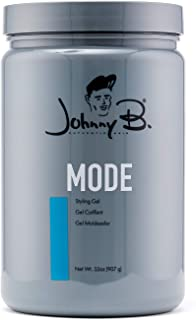 Johnny B Mode Styling Gel 32 oz, New Packaging, Fast Shipping!