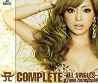 Complete: Singles by Ayumi Hamasaki (2008-09-10)