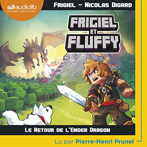 Le retour de l'Ender Dragon audiobook cover art