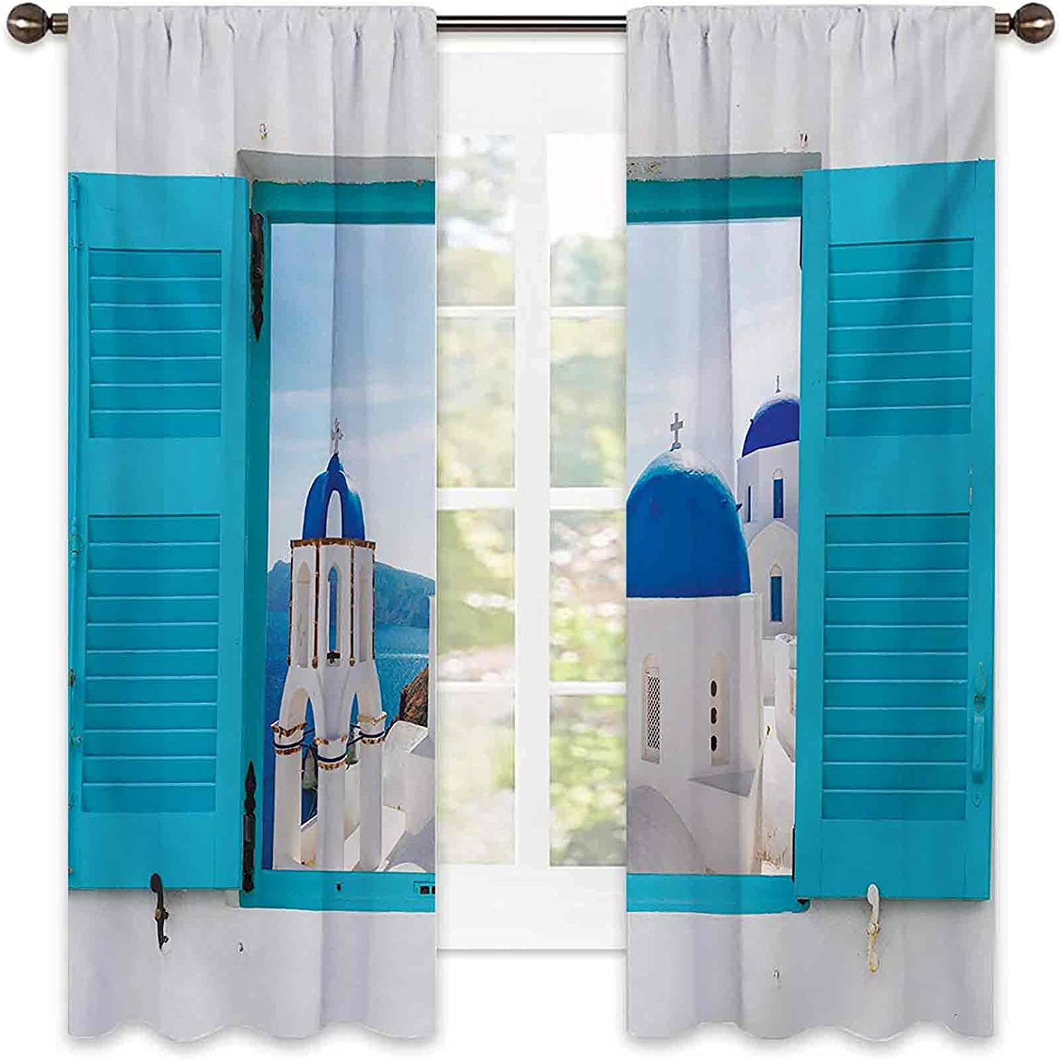 Landscape Shading Insulated Curtain Window with Directly managed store View Classic Latest item of