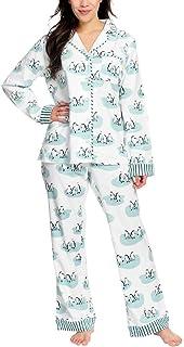NWT Munki Munki Ladies/' 2-piece Short sleeve capri Pajama Set