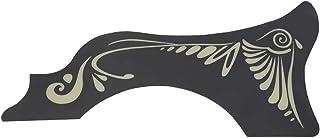 Jiawu Pickguard de Guitare, Pickguard de Guitare Acoustique en PVC de qualité supérieure pour pièces de Rechange de Guitare