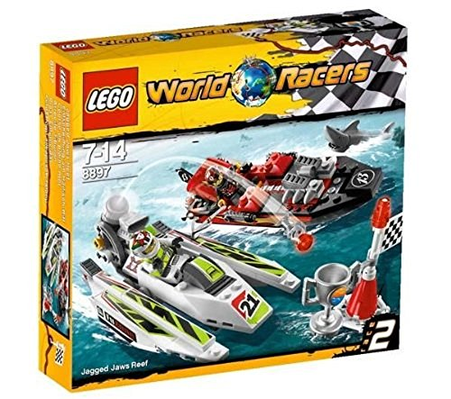 LEGO World Racers 8897
