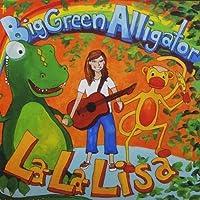 Big Green Alligator--Christian