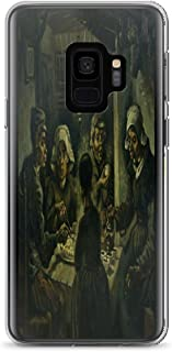 Vincent van Gogh's The Potato Eaters 0030 - Samsung Galaxy S9 Phone Case