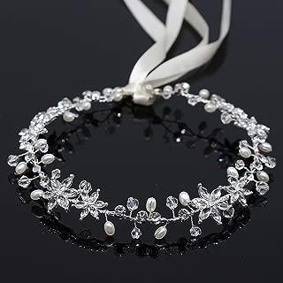 Best bridal diamond headbands Reviews