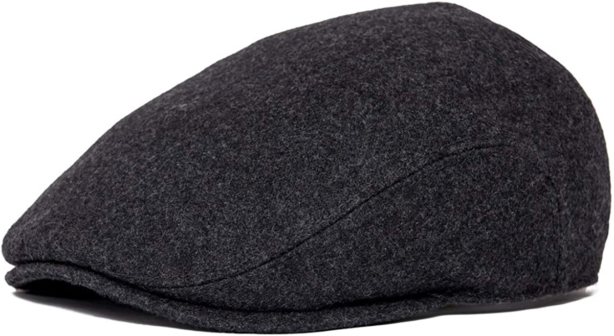 BOTVELA Men's Classic Tweed Cap Wool NEW before selling Ivy Hat Newsboy Blend At the price of surprise