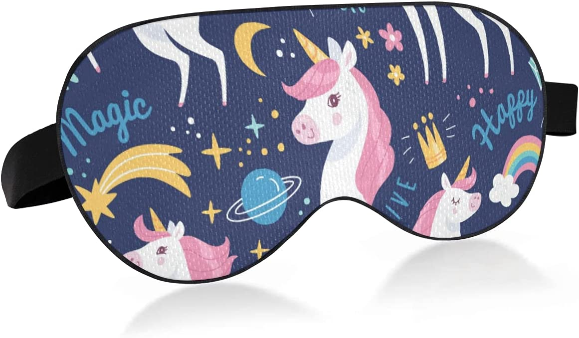 xigua Unicorn3 Breathable Max 85% OFF Sleeping Eyes Feeling Cool Eye S service Mask