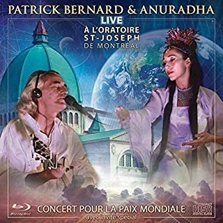 Live in Concert, Patrick Bernard & Anuradha