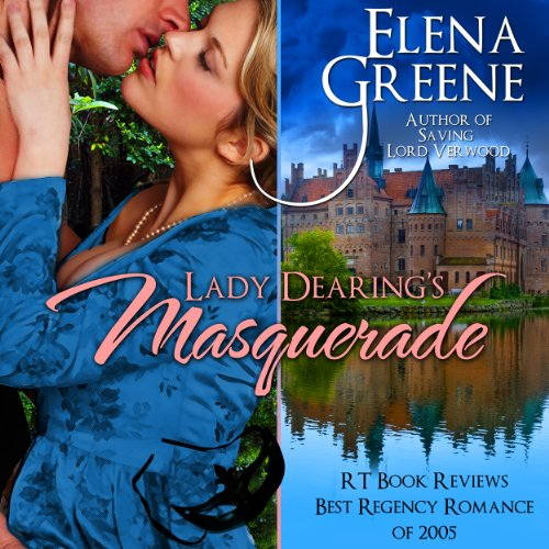 Lady Dearing's Masquerade audiobook cover art