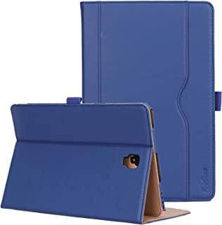 ProCase Galaxy Tab S4 10.5 Case, Folio Stand Protective Cover Case for Galaxy Tab S4 (10.5-Inch SM-T830 T835 T837) with S Pen Holder, Multiple Viewing Angles -Navy Blue