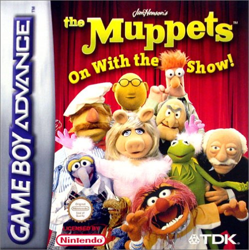 Muppets On The Show