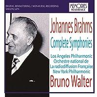 ブルーノ・ワルター ブラームス:交響曲全集