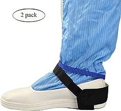 PACK OF 10 Velleman AS10 Anti-Static Heel Strap