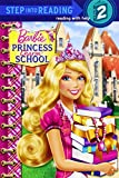 Princess Charm School (Barbie) (Step into Reading)
