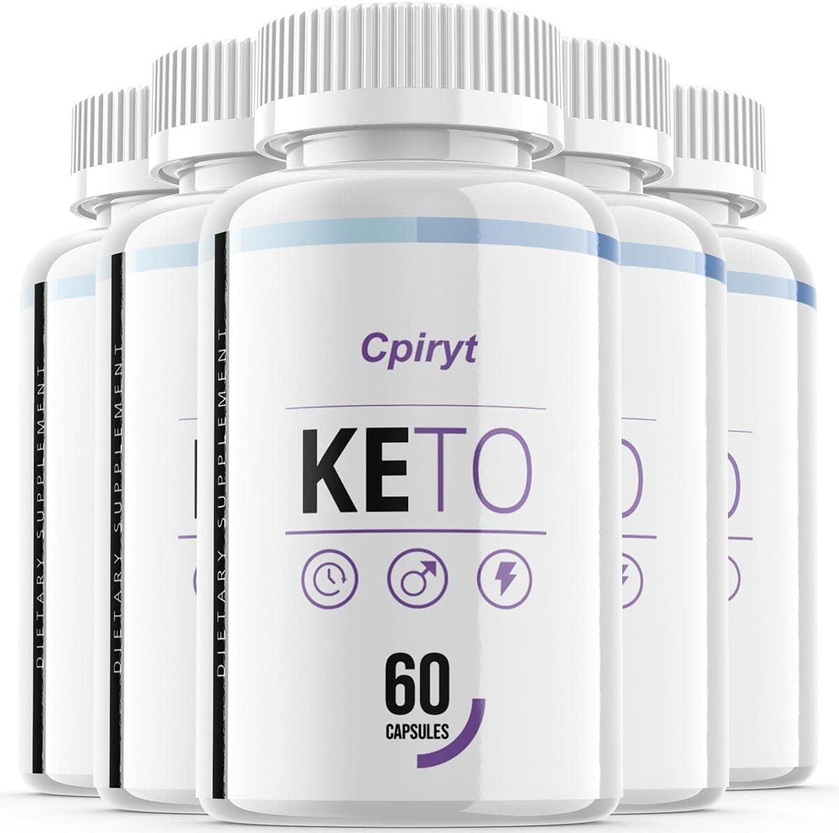 Cpiryt Keto Advanced Diet Pack Pills Super intense SALE Elegant Formula 5