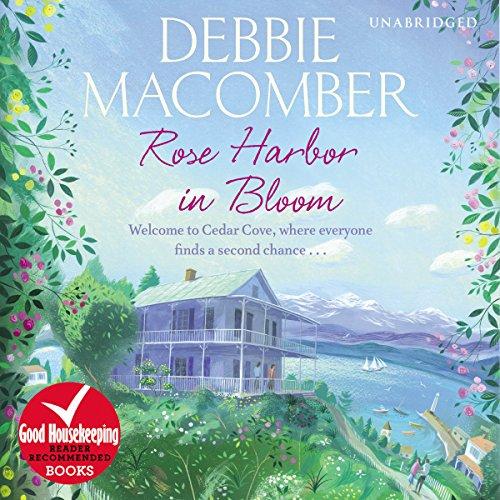 Rose Harbor in Bloom audiobook cover art