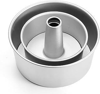 GDGY Molde redondo de aleación de aluminio de gasa hueca