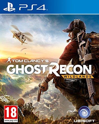 Tom Clancy'S Ghost Recon: Wildlands Ps4 - Playstation 4