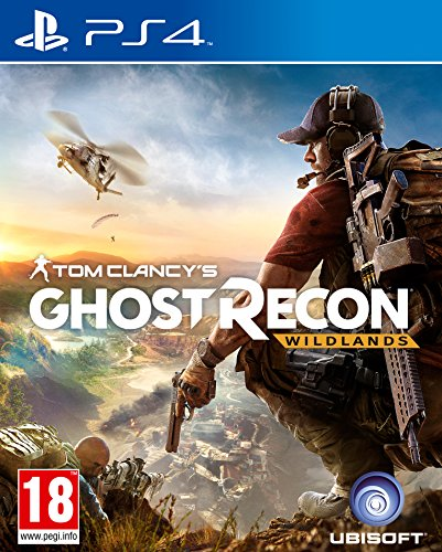 PS4 - Tom Clancy's Ghost Recon: Wildlands - [PAL EU - NO NTSC]