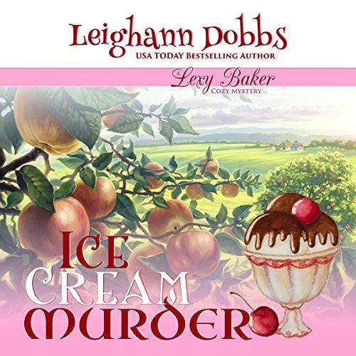 Ice Cream Murder audiobook cover art