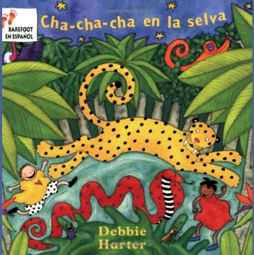 Cha-Cha-Cha en la Selva audiobook cover art