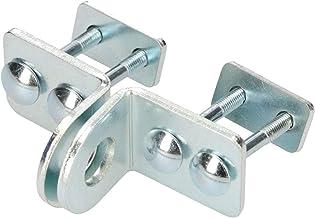 KOTARBAU® Overval 30 mm keldersluiting veiligheidsoverval voor hangslot slot deur beslag deurhangslot schroeven
