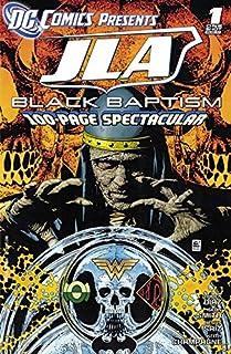 DC Comics Presents: JLA - Black Baptism #1