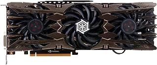 Inno3D iChill GeForce GTX 980 Ti X3 Ultra - Tarjeta gráfica de 6 GB (HBM, PCI Express 3.0, 1152 MHz)