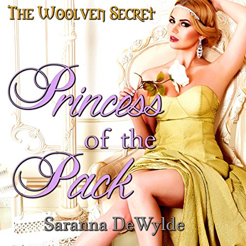 Princess of the Pack audiobook cover art