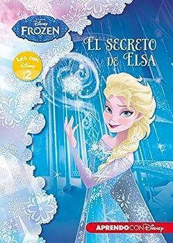 Hardcover Frozen. El secreto de Elsa (Leo con Disney - Nivel 2) (Spanish Edition) [Spanish] Book