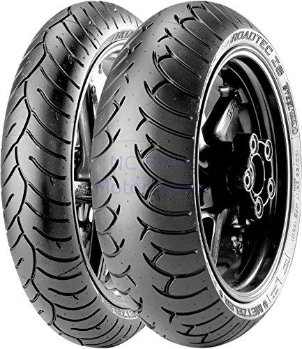 Metzeler Roadtec Z6 Rear Motorcycle Tire 180/55-17 1448600 by