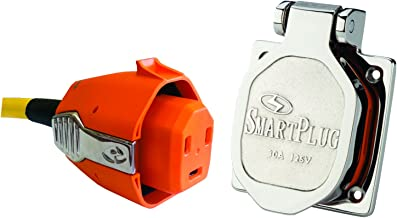 SmartPlug B30ASSYNT, 30 Amp Inlet and Retro-fit Connector-Shorepower Products and Accessories for Your Sailboat, Fishing Boat, Power Boat or Yacht