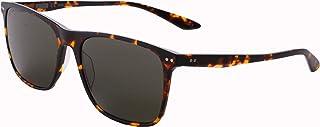 Puma Sunglassess for Unisex, Green, PU0127S 002 55,Wayfarer Shape