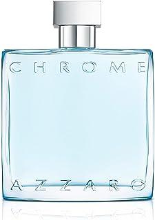 Azzaro Chrome Eau De Toilette For Men, 100 ml