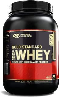Optimum Nutrition ON Gold Standard 100% Whey Proteína en