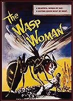 ワスプウーマン1959ポスターSIFI作品フィルム11x17 平行輸入
