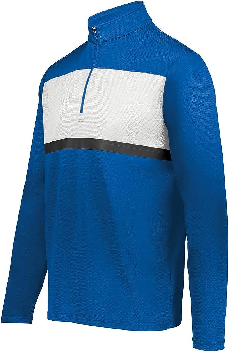 Holloway Sportswear Prism Bold 1/4 Zip Pullover