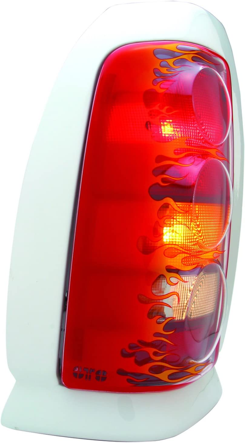 GT Styling 970716 Tail Light Cover Max 50% OFF shopping for Mitsubishi Eclipse