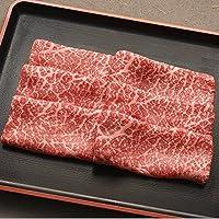 近江牛 うす切り焼肉 (400g) モモ又はウデ【冷凍】